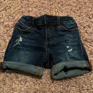 Toddler Joe's denim shorts